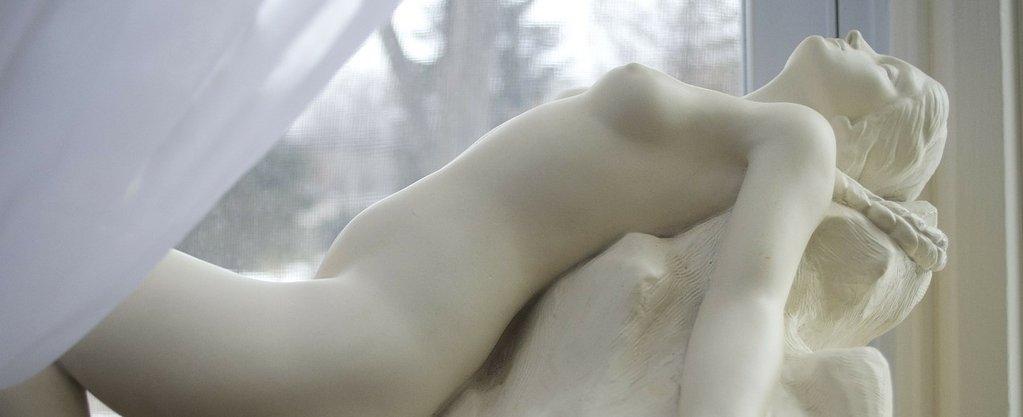 montrer la symbolique entre déesse grecque et CréaLune